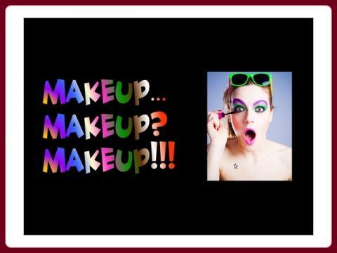make_up_-_ nekdy_se_holt_nedari