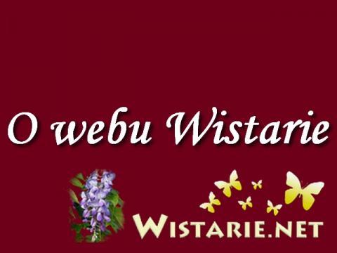 O webu Wistarie