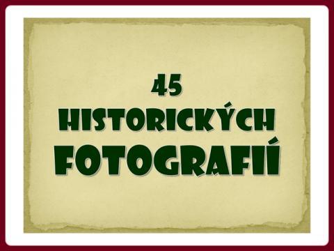 45_historickych_fotek
