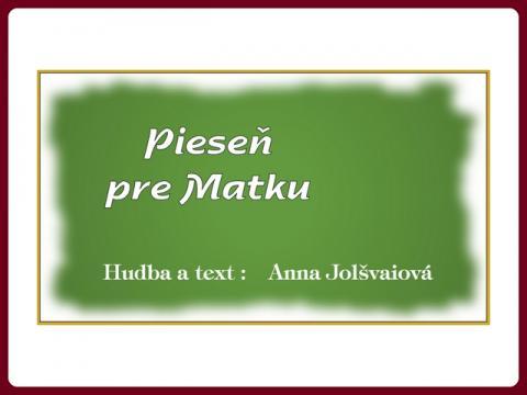 anna_jolsvaiova_-_piesen_pre_matku_-_steve