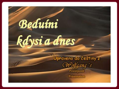 beduini_-_kdysi_a_dnes