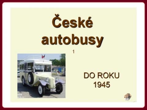 ceske_autobusy_do_roku_1945