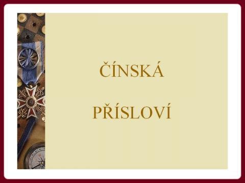 cinska_prislovi