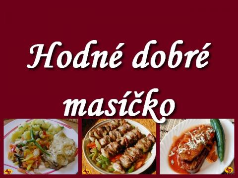 hodne_dobre_masicko
