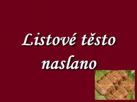 listove_testo_naslano