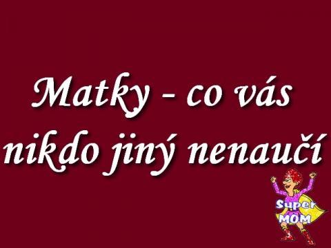 matky_zdenek