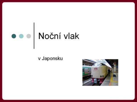 nocni_vlak_v_japonsku