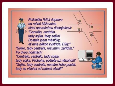 ¨policistka_na_krizovatce_nahled