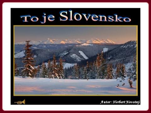 to_je_slovensko