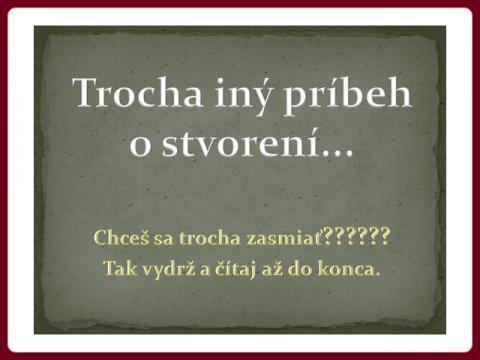trocha_iny_pribeh_o_stvoreni