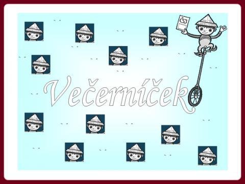 vecernicek_inezna
