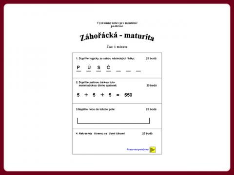 zahoracka_maturita_-_test